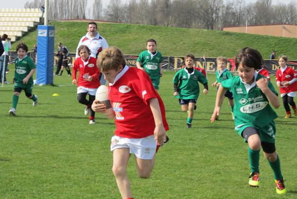 Il Rugby Carpi in campo