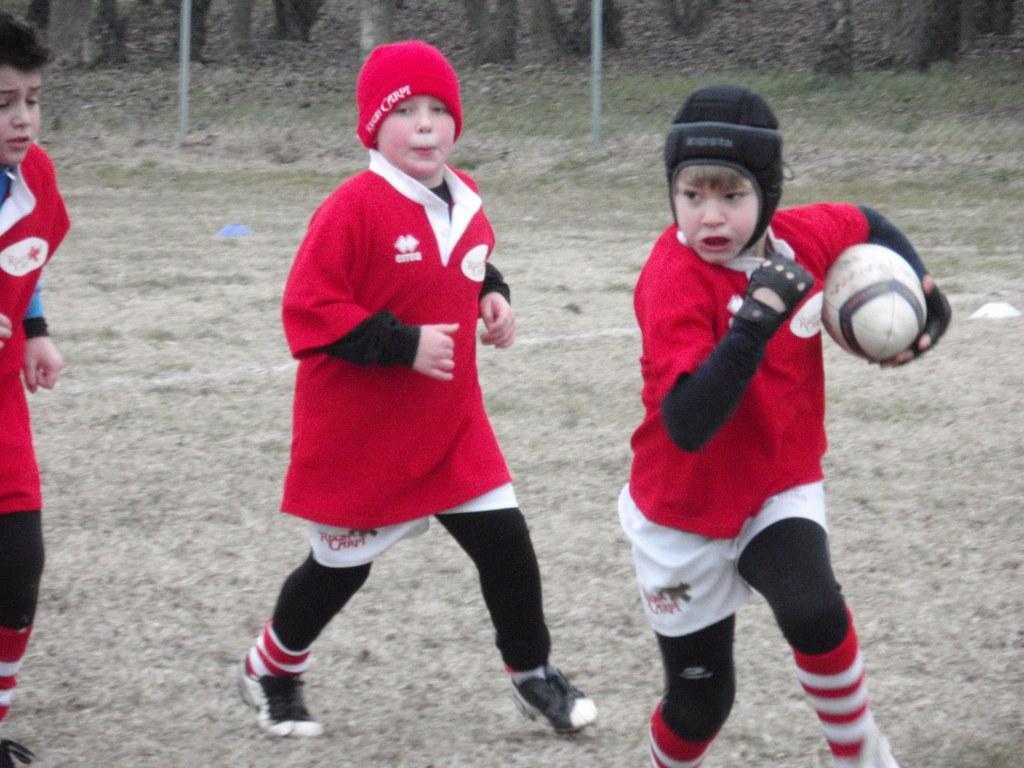 Il rugby va scuola… 2014/2015