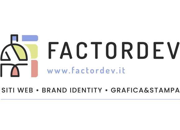 Factordev, siti web, app e soluzioni informatiche - www.factordev.it
