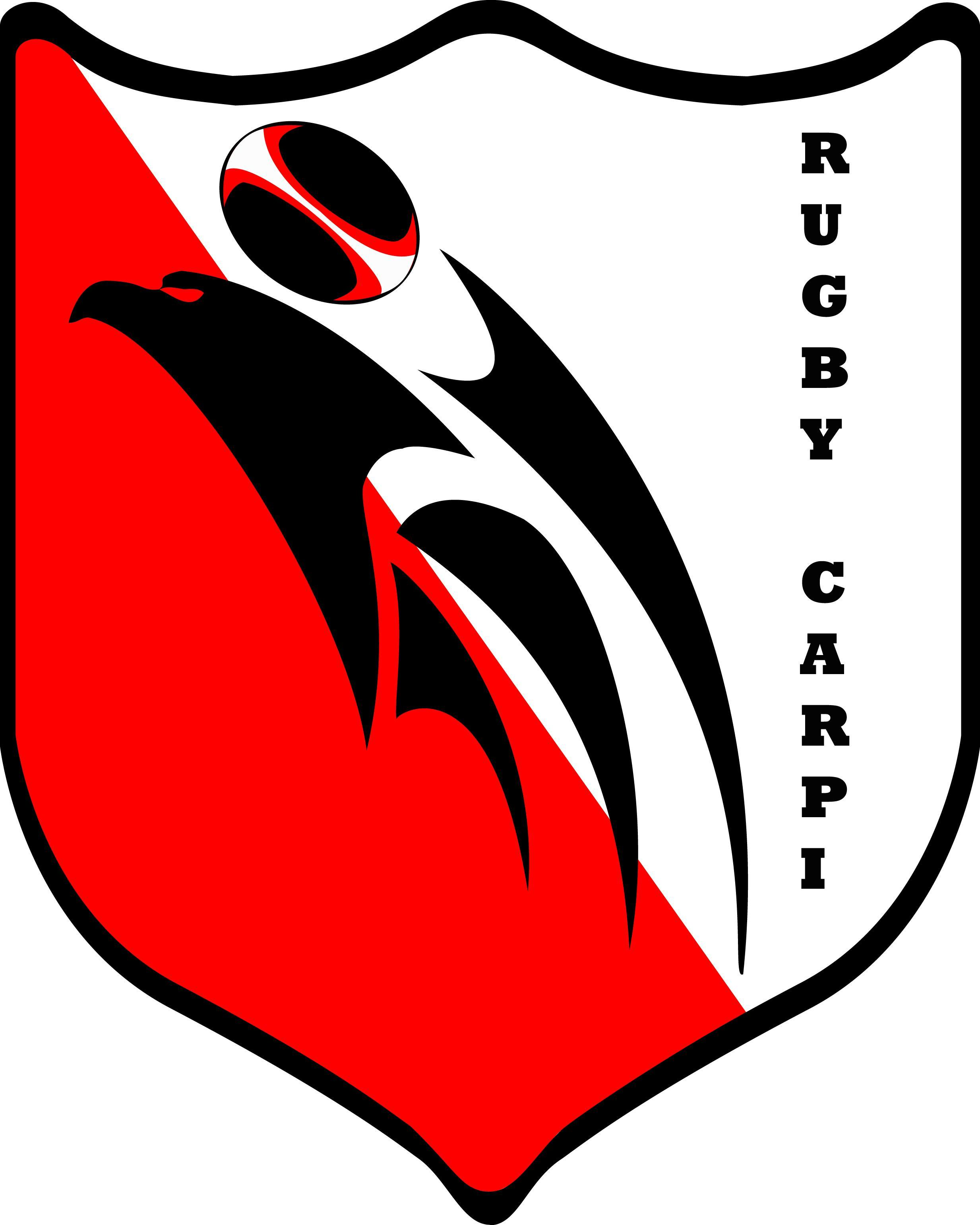 Merchandising Rugby Carpi