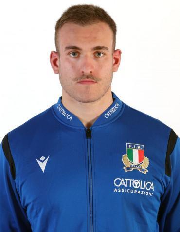 Riccardo Andreoli e la convocazione per il Sei Nazioni U20 2021